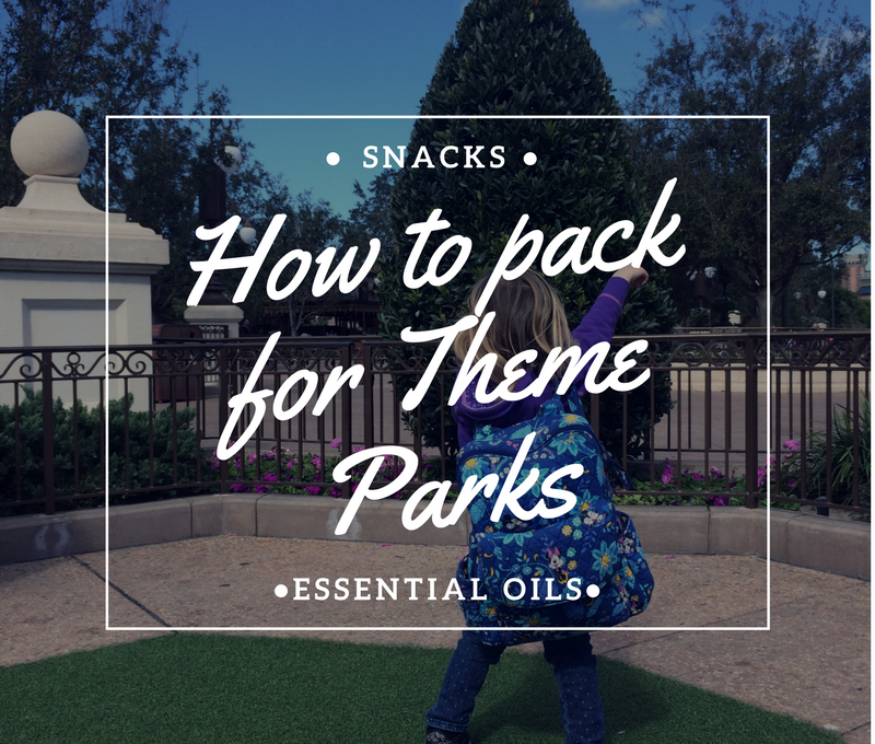 How to Pack for a Day at a Theme Park